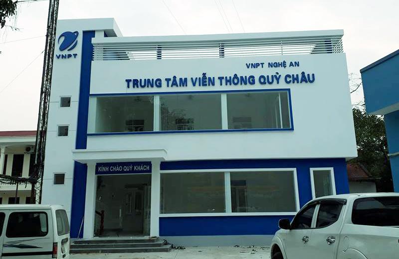 Thi công quảng cáo tại Nghệ An.